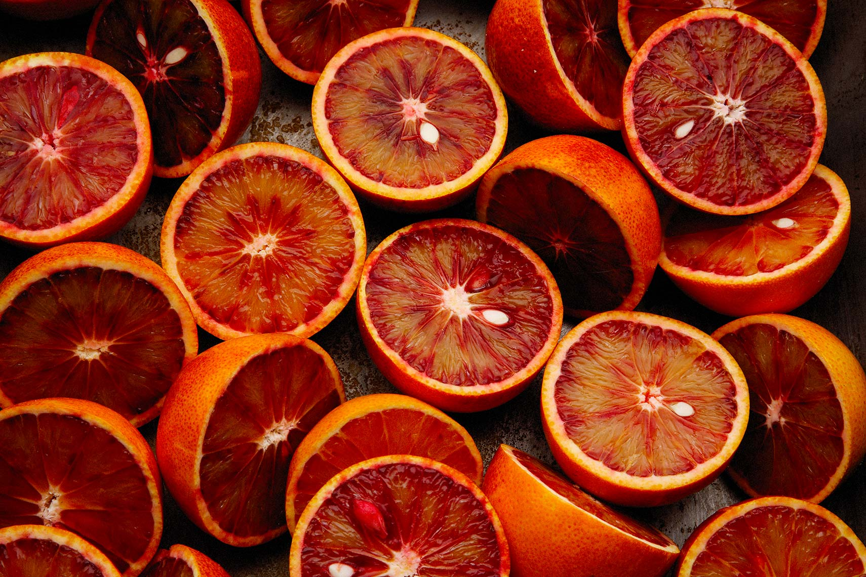 Blood oranges | Colin Campbell - Food Photographer