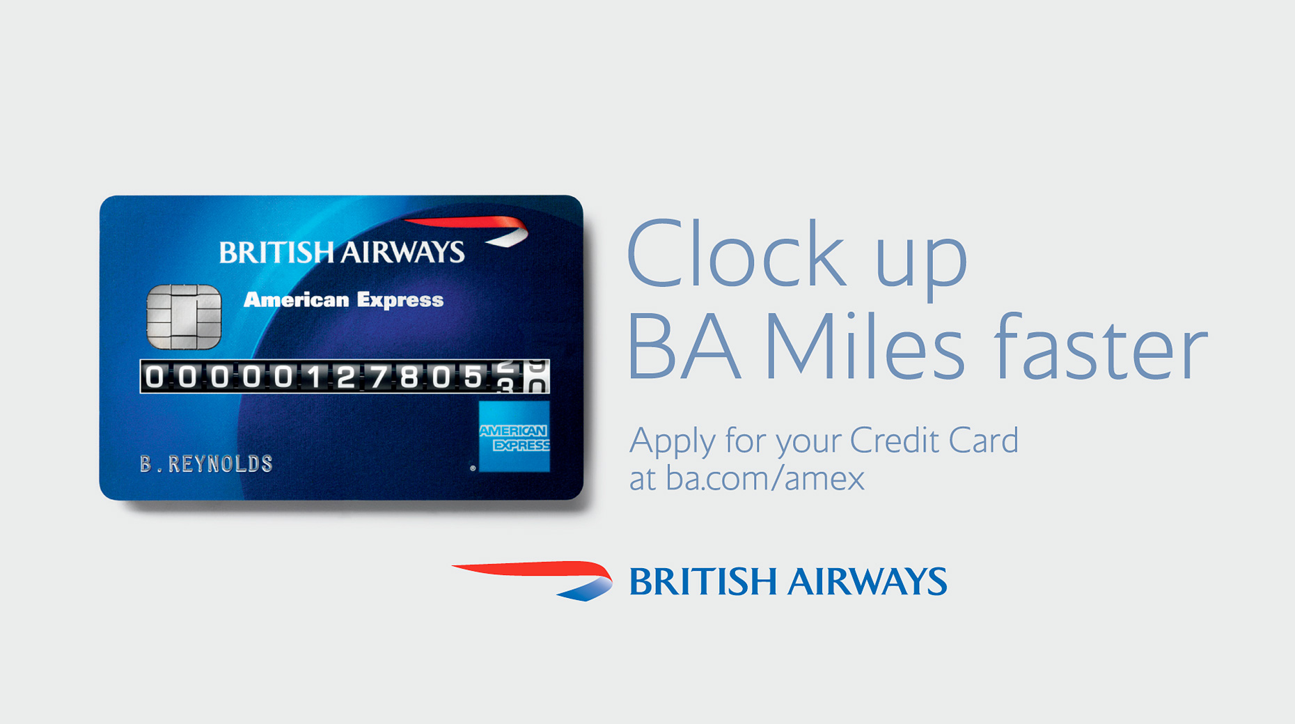 British Airways Amex | Colin Campbell-Still Life Photographer