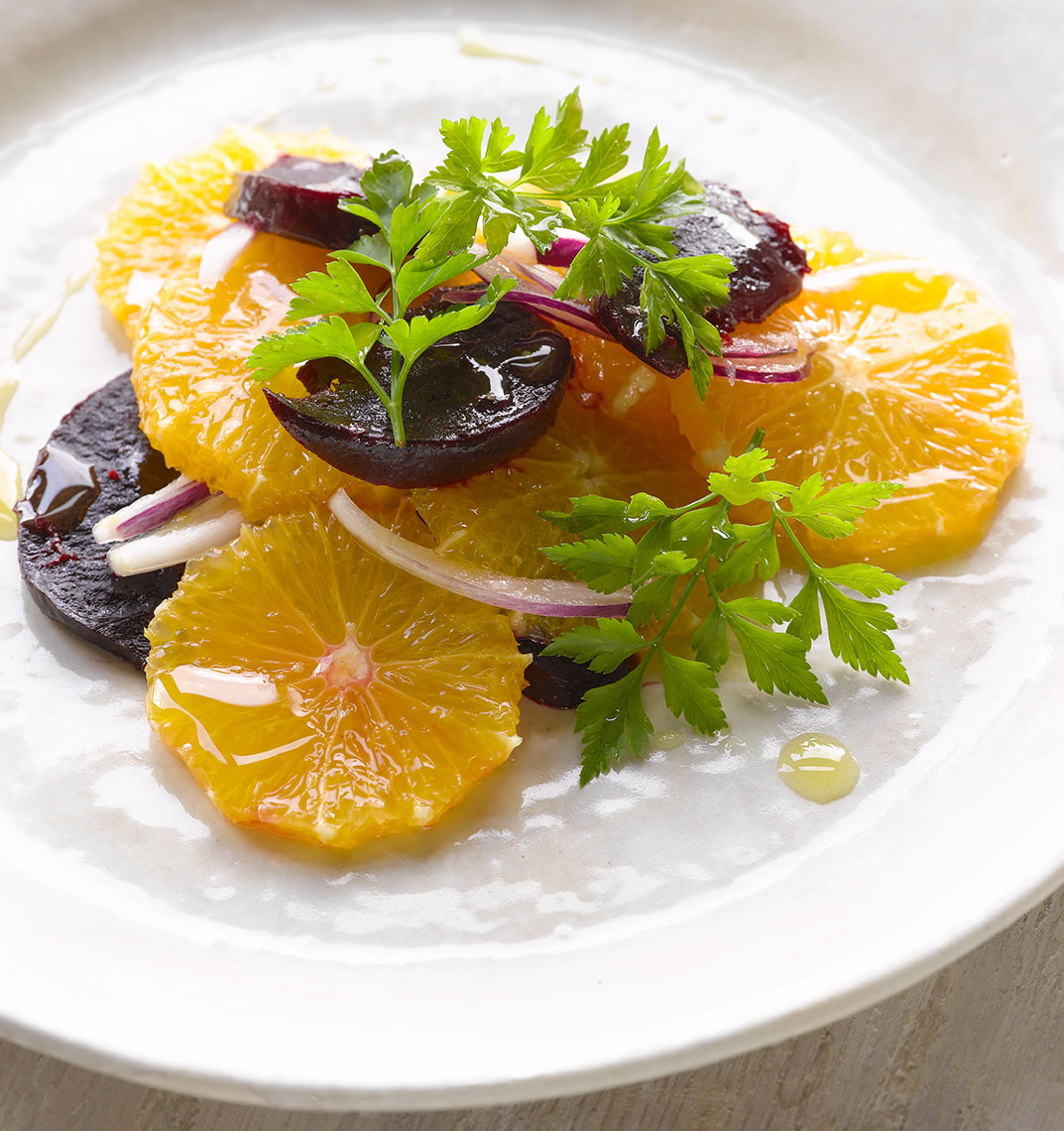Citrus Salad | Colin Campbell-Food Photographer