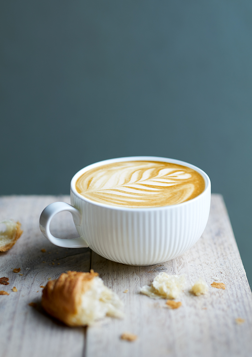 Flat White  Coffee | Colin Campbell - Food Photographer