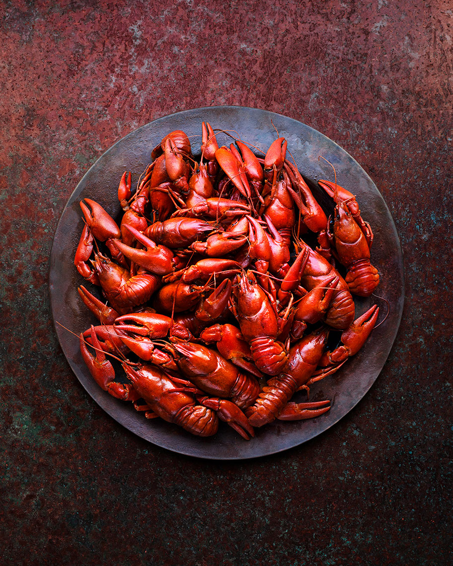 Crayfish | Colin Campbell - Food Photographer