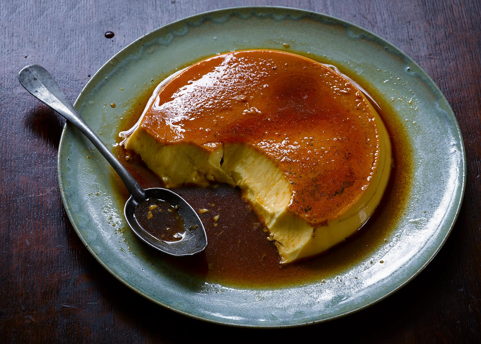 Creme Caramel-2 | Colin Campbell-Food Photographer