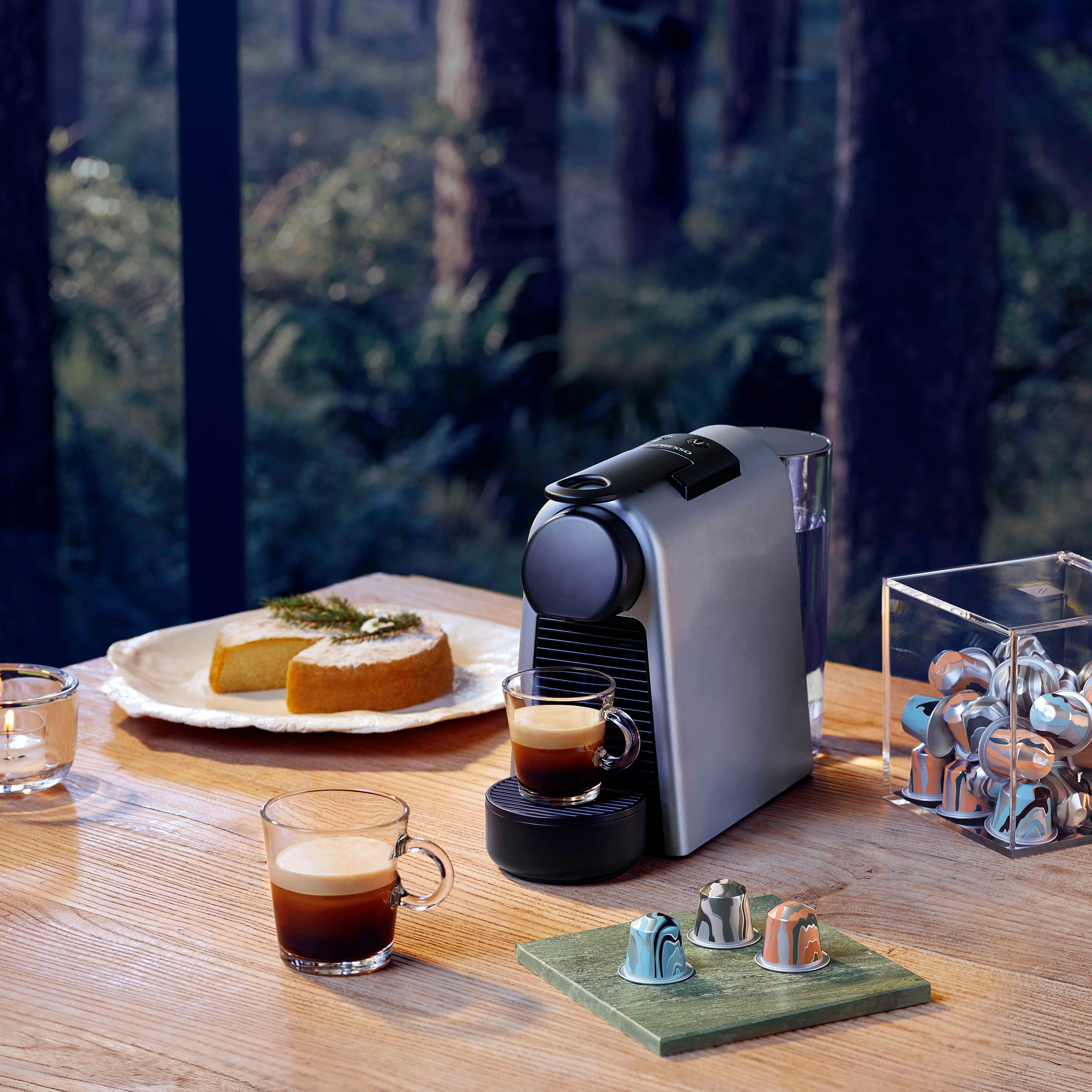 Nespresso Nordic Essenza Mini | Colin Campbell - Food Photographer