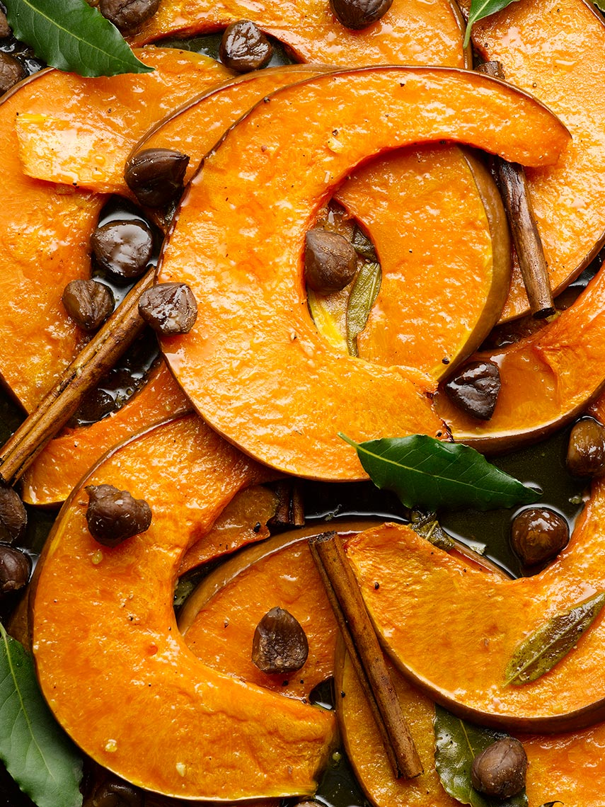 Ottolenghi Roast pumpkin | Colin Campbell - Food Photographer