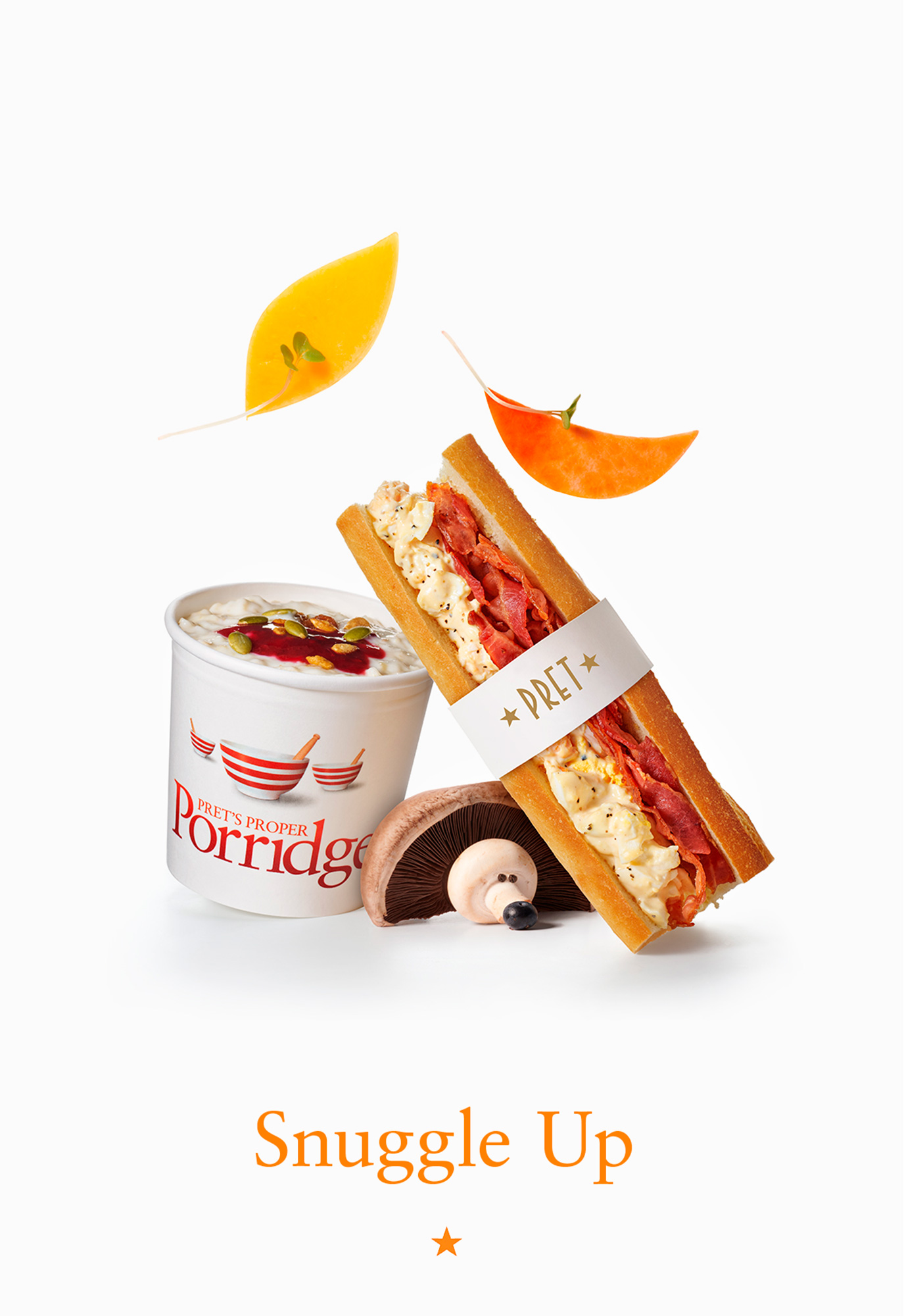 Pret-Snuggle-up