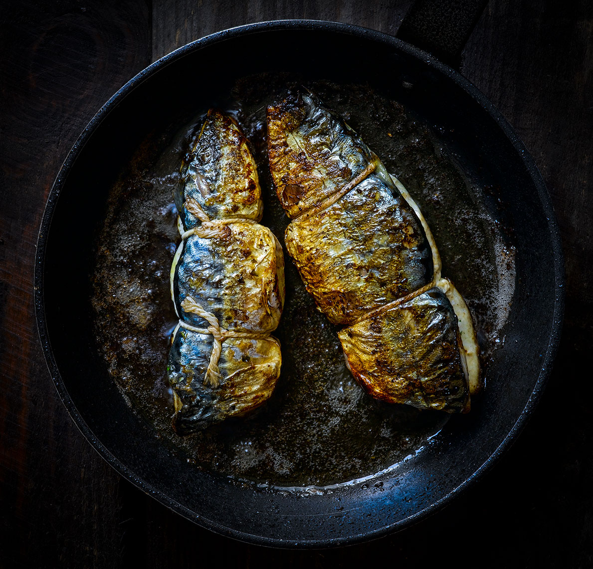 River Cottage Mackeral | Colin Campbell - Food Photographer