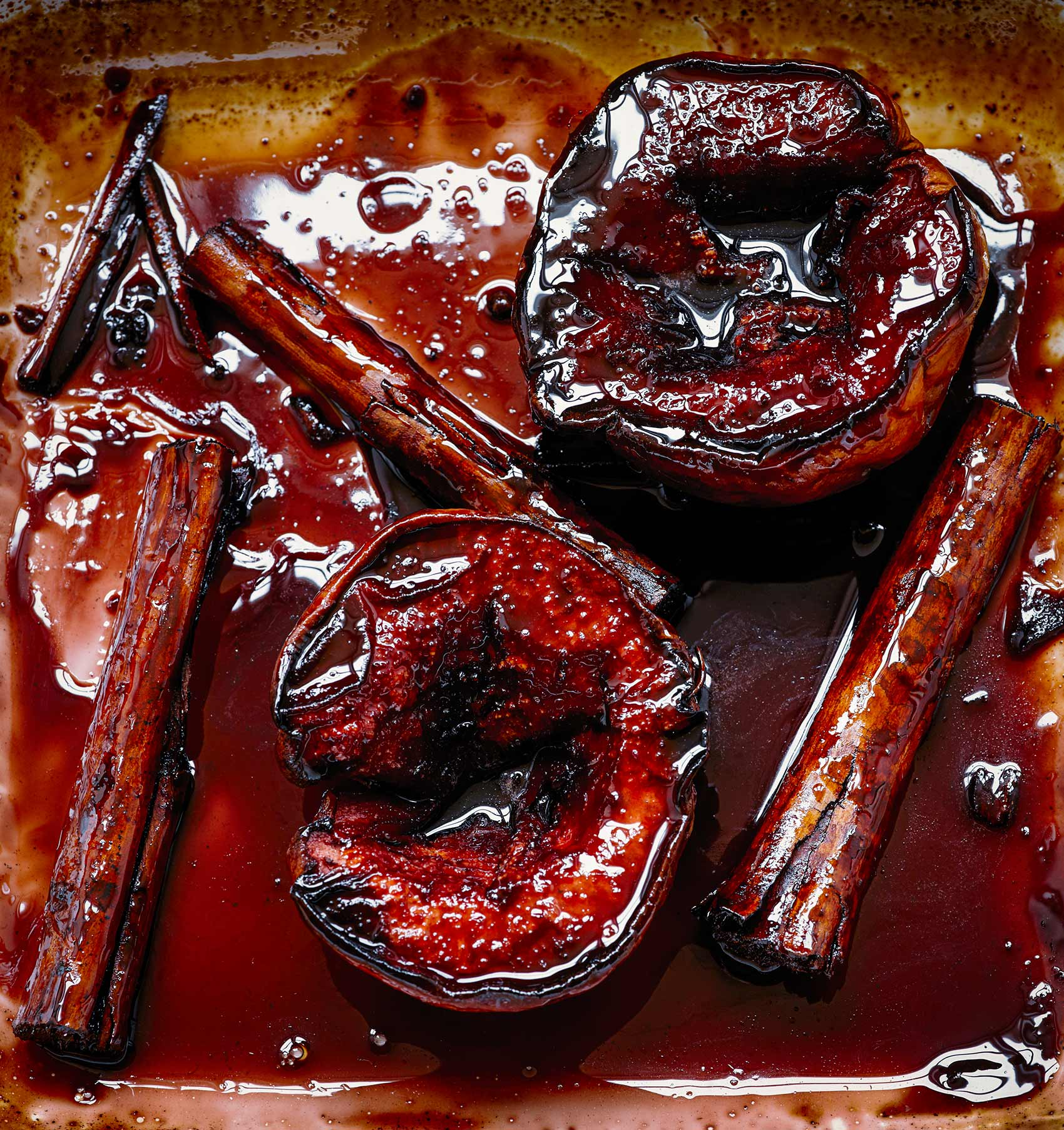 Roasted Quince | Colin Campbell - Food Photographer