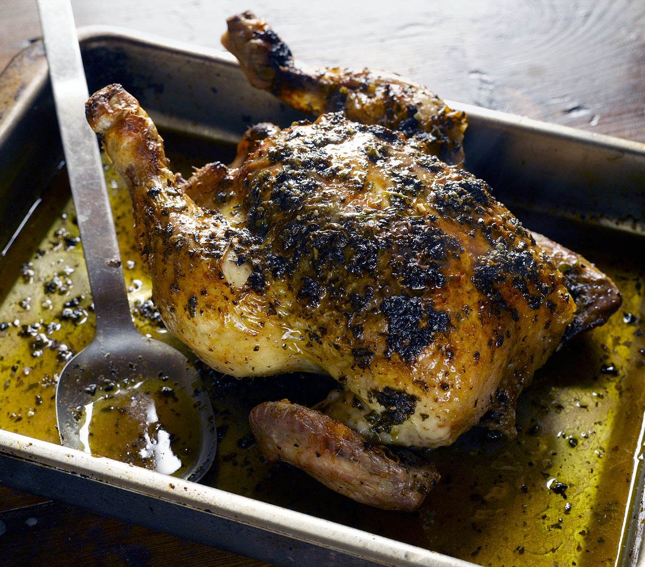 Roast chicken 2 | Colin Campbell - Food Photographer
