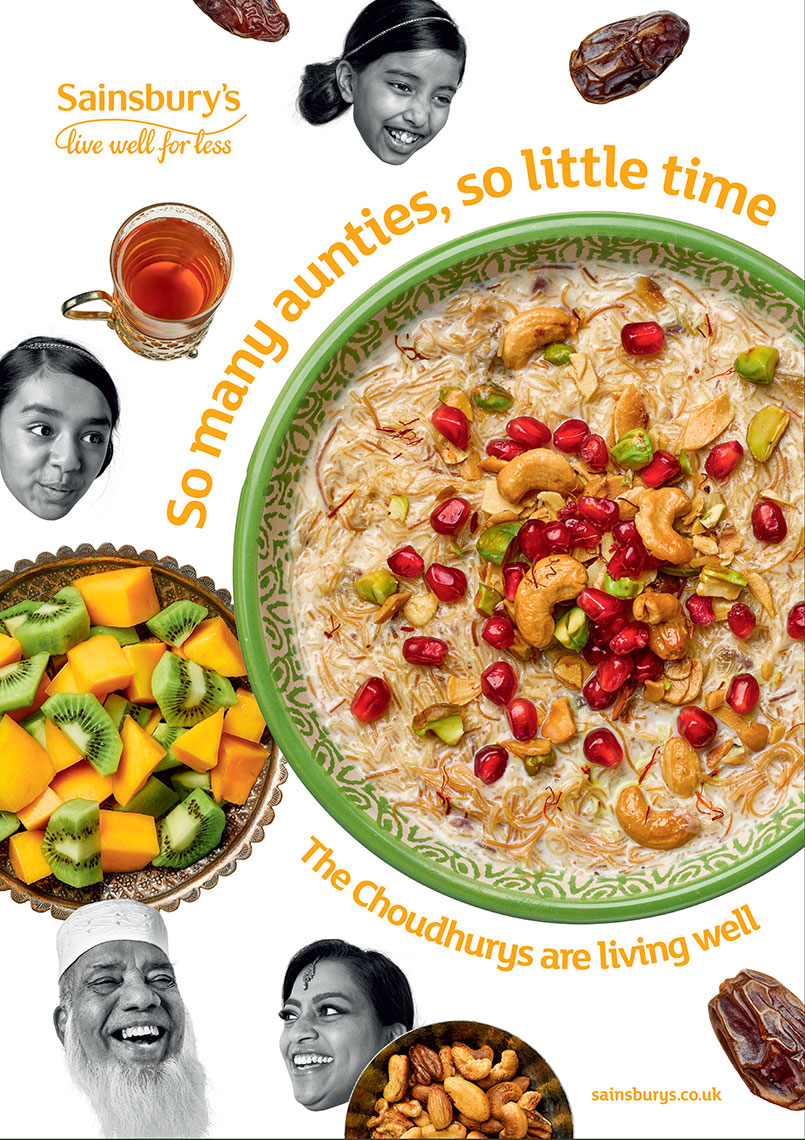 Sainsburys Eid | Colin Campbell-Food Photographer