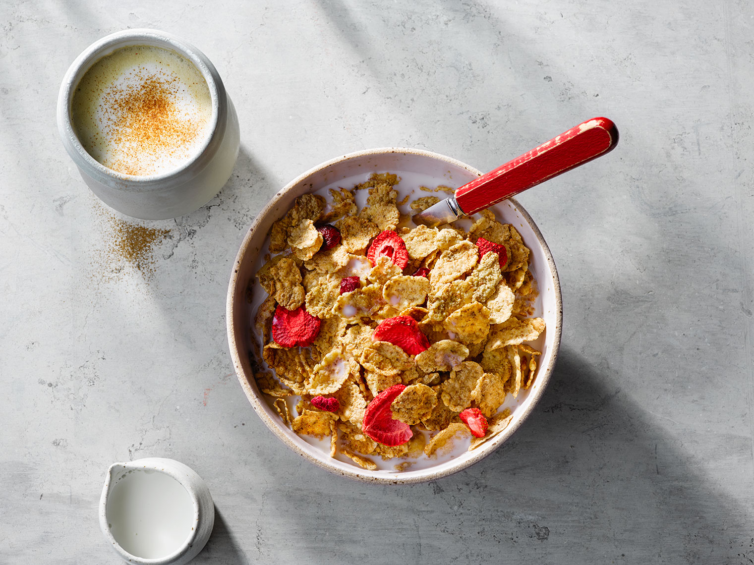 Special K Cereal 2 | Colin Campbell-Food Photographer