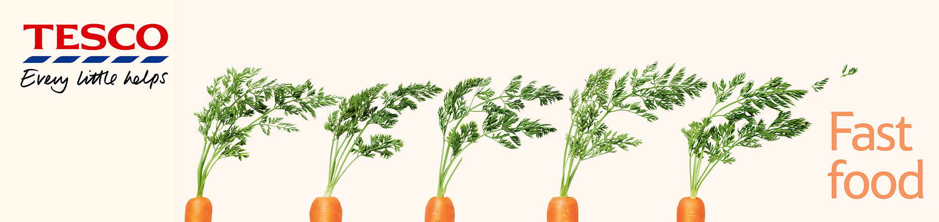 Tesco Carrots | Colin Campbell-Food Photographer