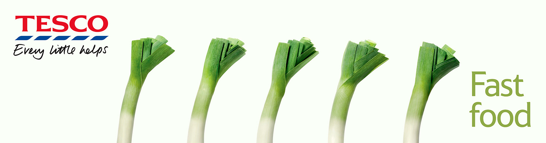 Tesco Leeks | Colin Campbell-Food Photographer