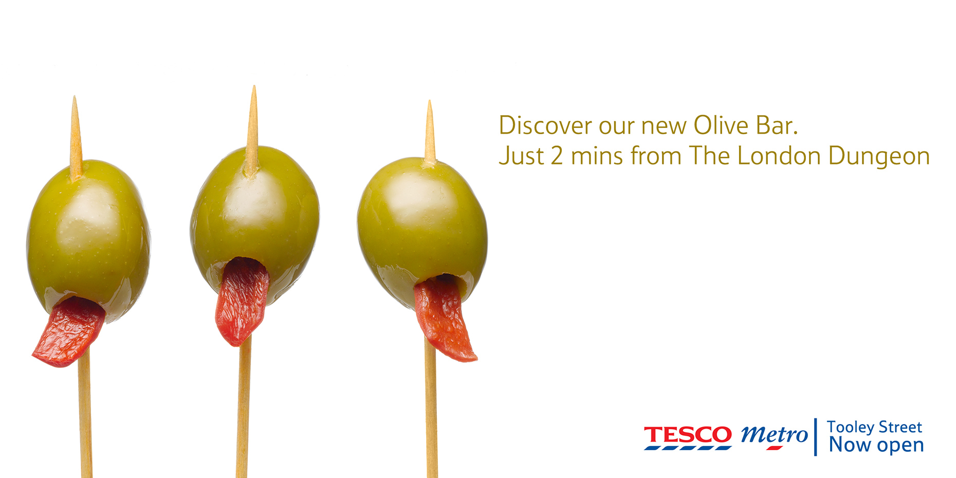 Tesco metro Olives | Colin Campbell-Food Photographer