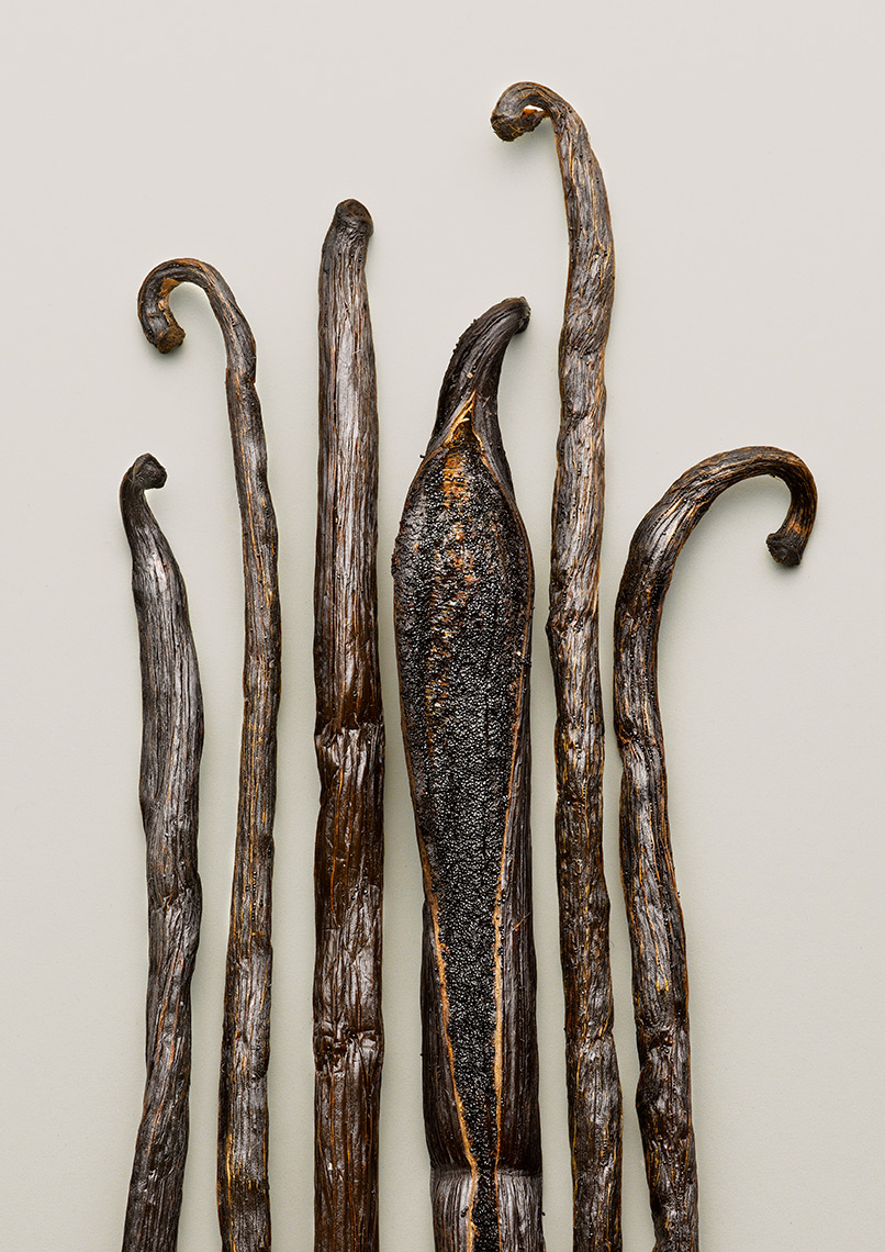 vanilla pods | Colin Campbell - Food Photographer